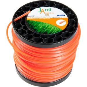 TÊTE - BOBINE - FIL Bobine de fil professionnel pour débroussailleuse