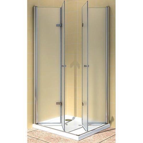 portes de douche pliantes 75x75x190cm 99 achat vente