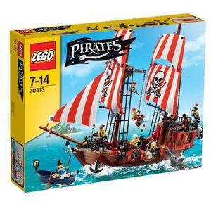 ASSEMBLAGE CONSTRUCTION LEGO Pirates 70413 Le Bateau Pirate