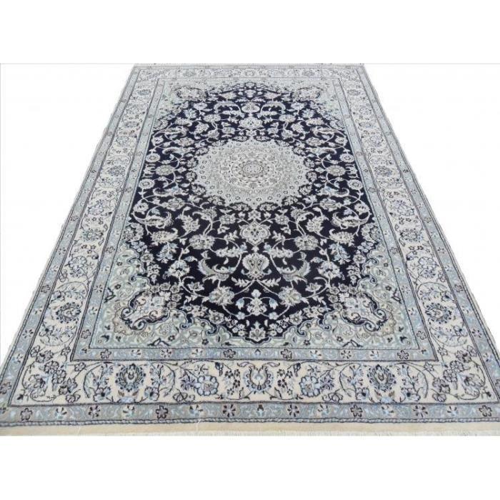 tapis dessous de tapis tapis nain k persan 195 x 300 cm achat vente tapis cdiscount. Black Bedroom Furniture Sets. Home Design Ideas