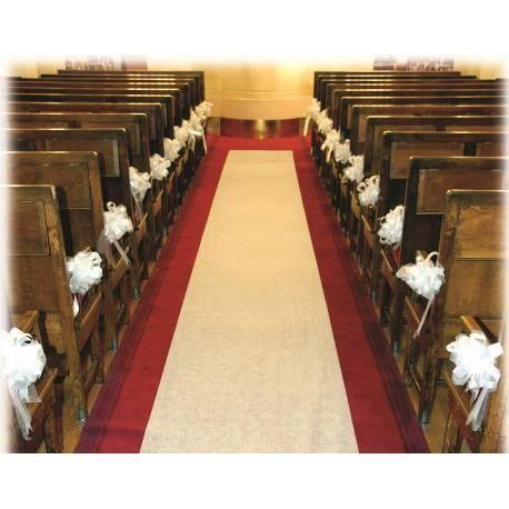 tapis blanc mariage eglise 5 m tres achat vente tapis les soldes sur cdiscount cdiscount. Black Bedroom Furniture Sets. Home Design Ideas