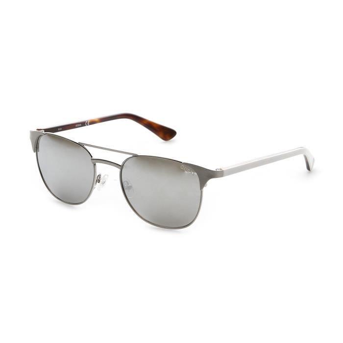 lunettes de soleil femme guess gu741353 06c achat vente lunettes de soleil cdiscount. Black Bedroom Furniture Sets. Home Design Ideas