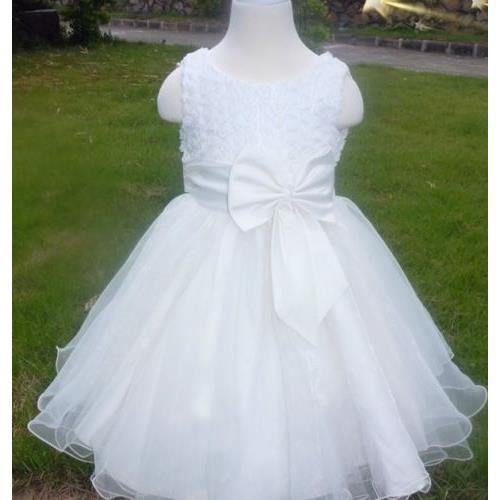 robe mariage bebe 1 an la mode des robes de france. Black Bedroom Furniture Sets. Home Design Ideas