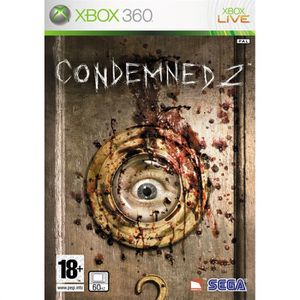 CONDEMNED 2 / JEU CONSOLE XBOX 360