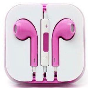 casque ecouteur pour iphone ipod rose achat kit pi ton pas cher avis et meilleur prix cdiscount. Black Bedroom Furniture Sets. Home Design Ideas