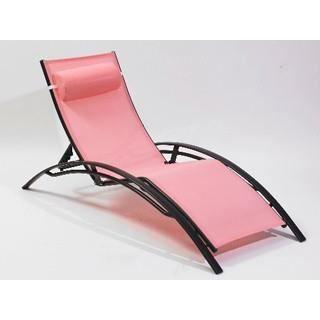 Chaise Longue Multi Positions 190x70x30 Coloris Achat