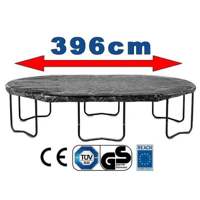 B Che De Protection De Trampoline 396 Cm Achat Vente