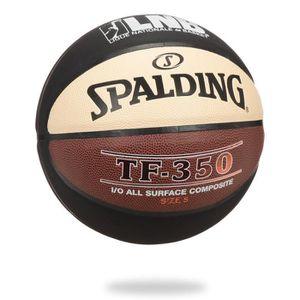 BALLON DE BASKET-BALL SPALDING Ballon Basket-ball TF 350 LNB In/Out BKT