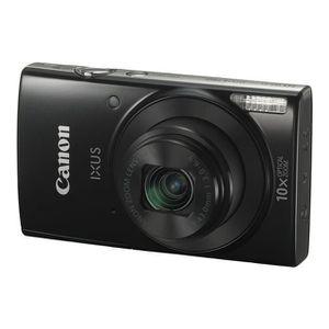 CANON IXUS 190 Appareil photo numérique compact - 20 MEGAPIXELS - WiFi - Noir