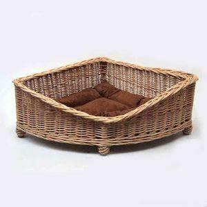 panier osier pour chiens achat vente panier osier pour chiens pas cher cdiscount. Black Bedroom Furniture Sets. Home Design Ideas