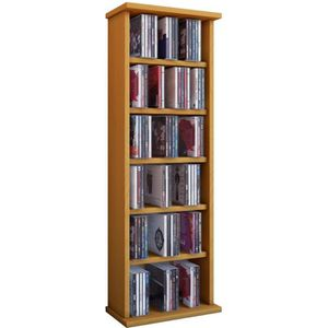 Meuble rangement dvd avec portes achat vente meuble - Meuble rangement cd dvd bois ...