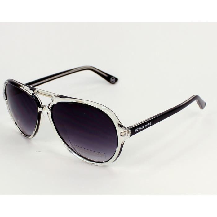 lunettes de soleil michael kors m2811s caicos 1 noir cristal noir achat vente lunettes de. Black Bedroom Furniture Sets. Home Design Ideas