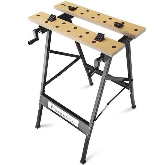 tabli avec strucure solide en fer achat vente etabli meuble atelier cdiscount. Black Bedroom Furniture Sets. Home Design Ideas