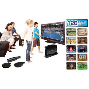 Console portable 100 jeux achat vente jeux et jouets pas chers - Console de jeux lexibook ...