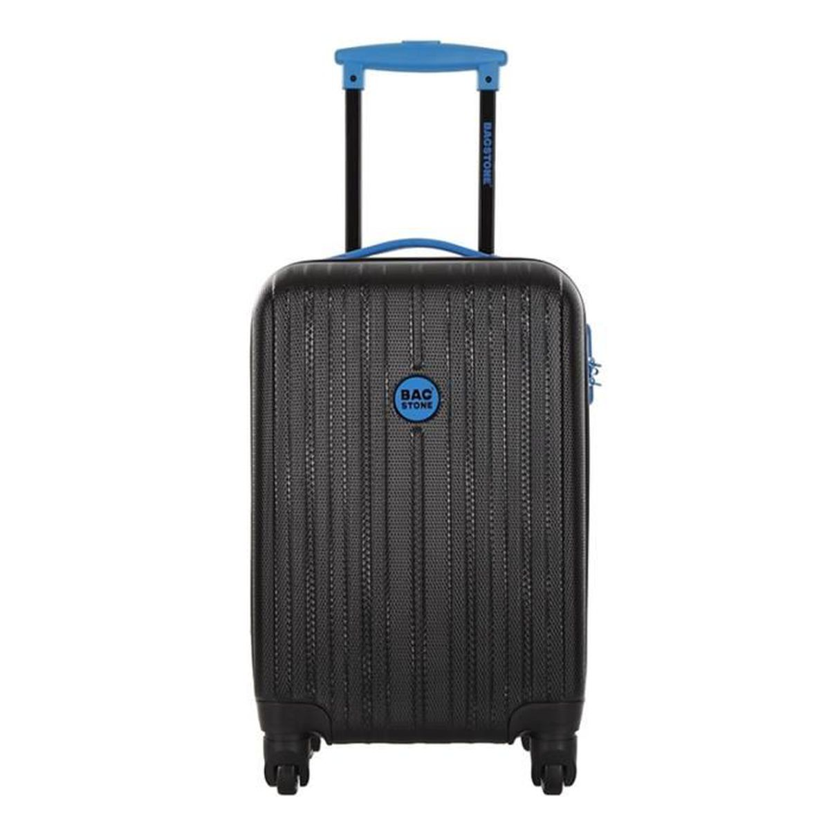 bag stone valise cabine low cost milady taille achat vente valise bagage 3607070769416. Black Bedroom Furniture Sets. Home Design Ideas