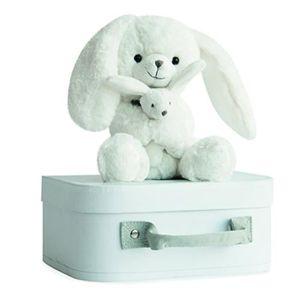 doudou lapin blanc achat vente doudou lapin blanc pas. Black Bedroom Furniture Sets. Home Design Ideas
