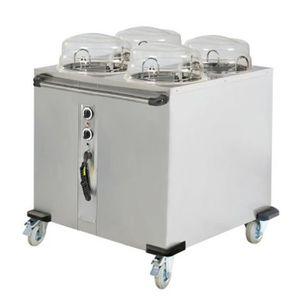 Chauffe plat traiteur achat vente chauffe plat traiteur pas cher cdiscount - Chauffe assiettes electrique ...