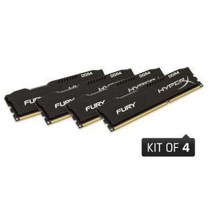 MÉMOIRE RAM Kingston 16Go Fury DDR4 2133MHz CL14