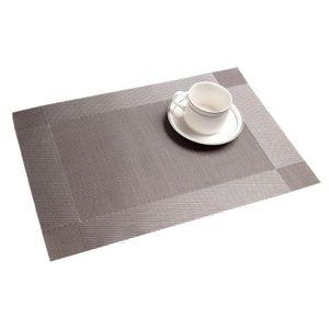 set de table vinyle achat vente set de table vinyle pas cher soldes cdiscount. Black Bedroom Furniture Sets. Home Design Ideas
