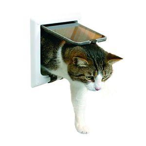 chatiere porte exterieur achat vente chatiere porte exterieur pas cher cdiscount. Black Bedroom Furniture Sets. Home Design Ideas