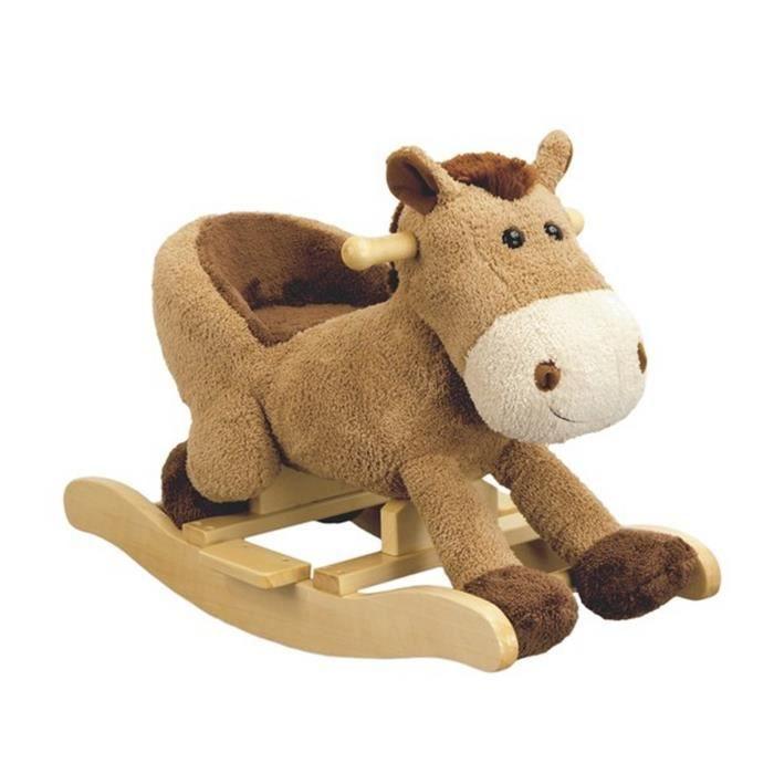 vache bascule marron achat vente jouet bascule vache bascule marron cdiscount. Black Bedroom Furniture Sets. Home Design Ideas