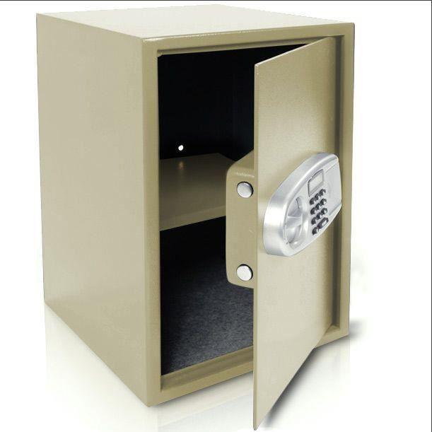 coffre fort avec serrure 233 lectronique esf01 achat vente coffre fort cdiscount