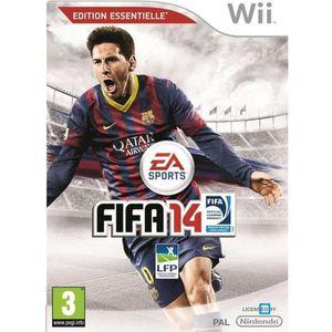 JEUX WII FIFA 14 Jeu Wii