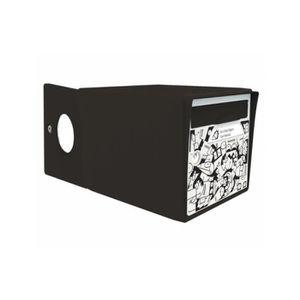 boite aux lettres double face achat vente boite aux. Black Bedroom Furniture Sets. Home Design Ideas