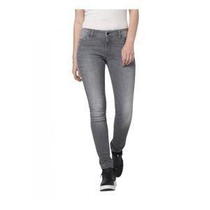 JEANS Likely shister Jeans gris délavé slim fit Femme