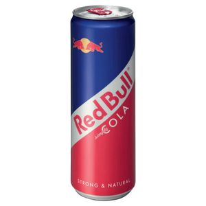 ENERGY DRINK Red Bull Cola 35,5cl (pack de 24)