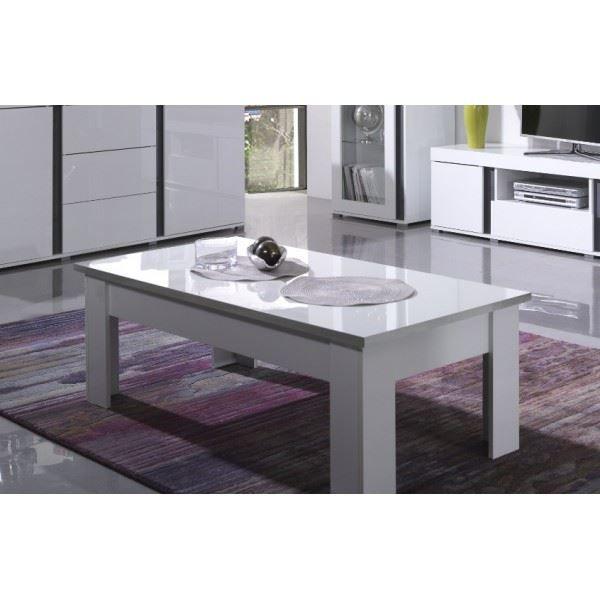 Table basse design cosmo color achat vente table basse - Table basse colore ...