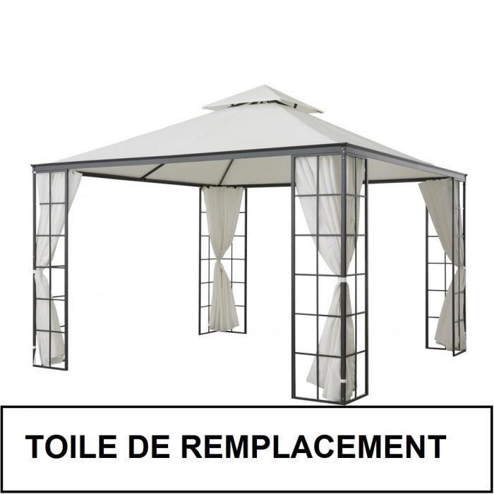 Toile De Remplacement Pour Tonnelle Oklahoma Toile De Rechange Pour La Tonnelle Oklahoma De