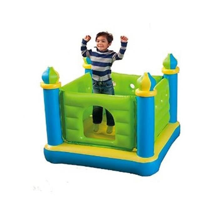 Trampoline gonflable chateau fort intex achat vente structure gonflable t - Chateau gonflable achat ...
