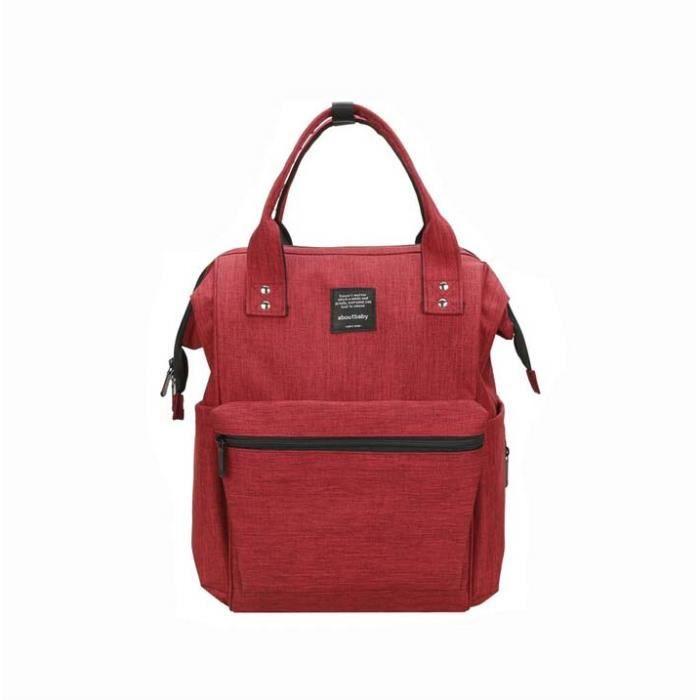lyt sac langer baby chic sac main rouge rouge. Black Bedroom Furniture Sets. Home Design Ideas