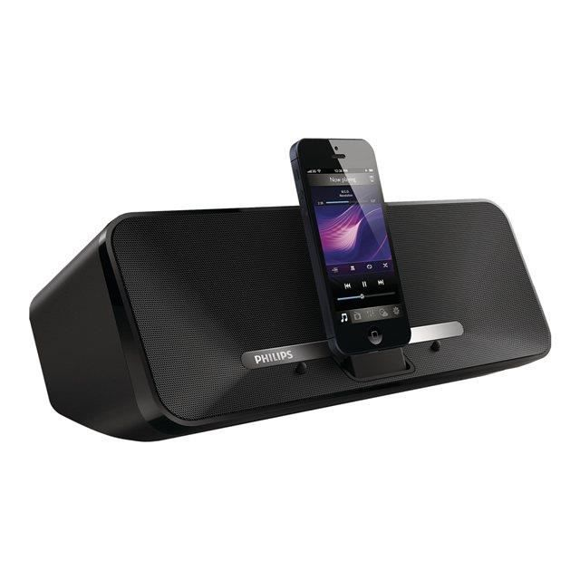 station d 39 accueil bluetooth philips ad385 12 station d. Black Bedroom Furniture Sets. Home Design Ideas