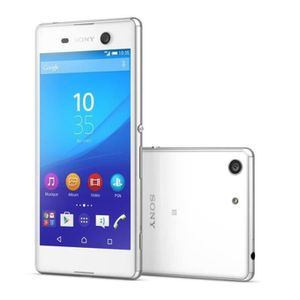 SMARTPHONE Smartphone -  Sony - Xperia M5 -  Blanc - Double S