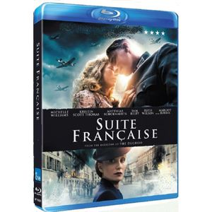 BLU-RAY FILM Blu Ray - Suite Française [ Michelle WILLIAMS - Kr
