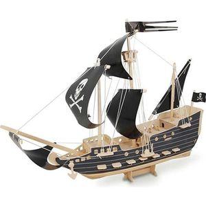 bateau pirate bois achat vente jeux et jouets pas chers. Black Bedroom Furniture Sets. Home Design Ideas