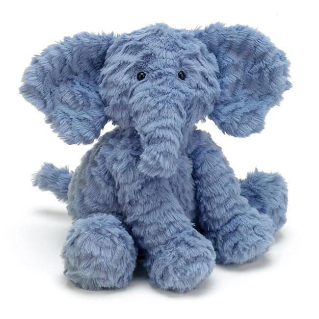 jellycat peluche elephant fuddlewuddle 23 cm achat vente peluche les soldes sur. Black Bedroom Furniture Sets. Home Design Ideas