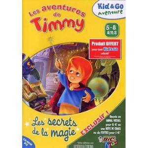 JEU PC LES AVENTURES DE TIMMY