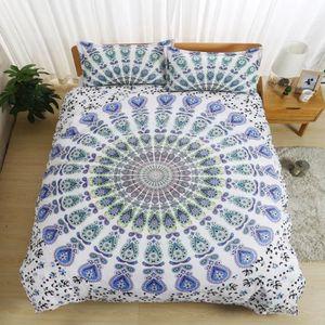 housse de couette mandala achat vente housse de couette mandala pas cher cdiscount. Black Bedroom Furniture Sets. Home Design Ideas