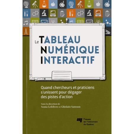 livres bd scolaire universitaire le tableau numerique interactif f