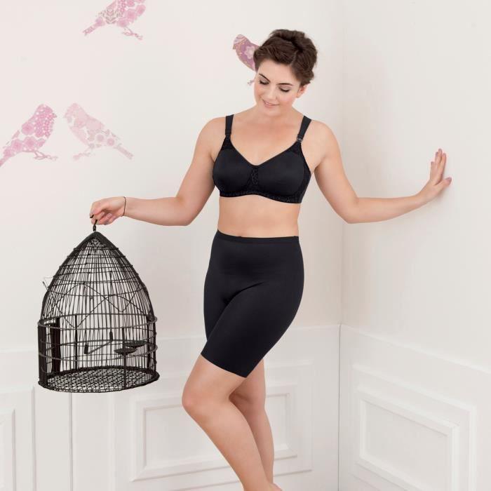 gaine panty post accouchement an noir achat vente culotte slip cdiscount. Black Bedroom Furniture Sets. Home Design Ideas