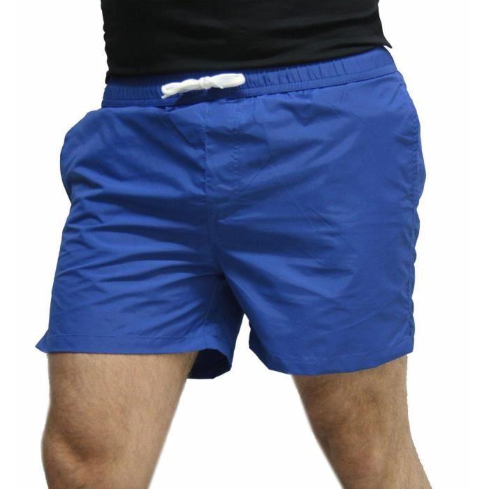 short de bain homme fluo dyclan bleu achat vente maillot de bain cdiscount. Black Bedroom Furniture Sets. Home Design Ideas