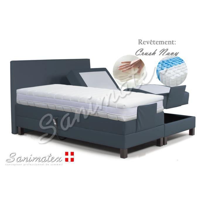 mobilier table lit electrique 160x200. Black Bedroom Furniture Sets. Home Design Ideas