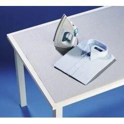 ... de repassage alu, pour table, 2 mm de rembourrage, effets de double
