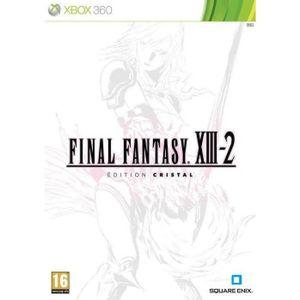 JEUX XBOX 360 Final Fantasy XIII-2 Cristal Jeu XBOX 360