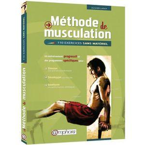 LIVRE SPORT Méthode de musculation