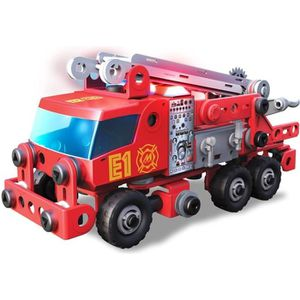 MECCANO Junior - Camion De Pompier Deluxe