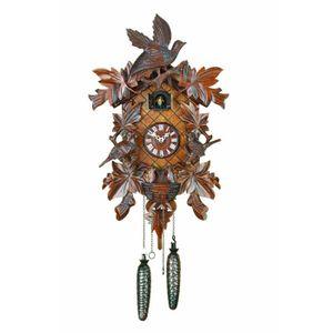 horloge chant des oiseaux achat vente horloge chant. Black Bedroom Furniture Sets. Home Design Ideas